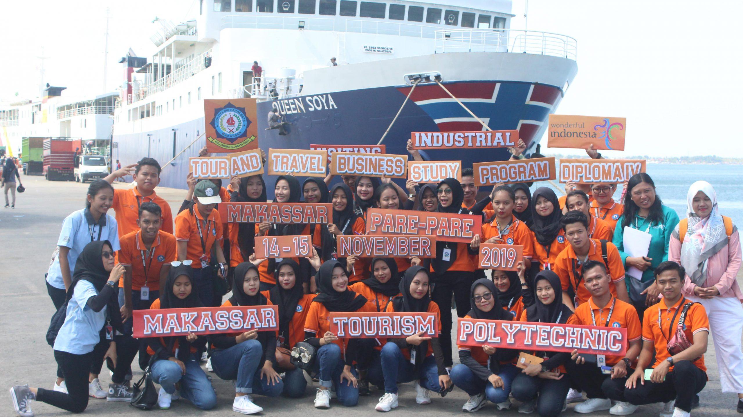 Visiting Industry Mahasiswa Program Studi Usaha Perjalanan